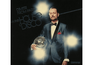 Various - Defected Pres.Dimitri From Paris In The House Of Disco [CD]