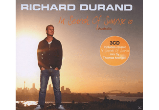 Richard Durand - In Search Of Sunrise 10 (Australia) [CD]