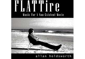Allan Holdsworth - Flattire-Music For A Non Existent Movie [CD]