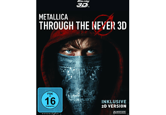 Metallica - Through The Never 3D (Blu-ray inkl. 2D) [3D Blu-ray]