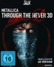 Metallica - Through The Never 3D (Blu-ray inkl. 2D) [3D Blu-ray] - broschei