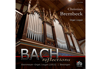 Christian Brembeck - Reflections - (CD)