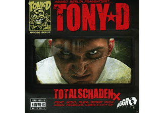 Tony D - Totalschaden X - (CD)