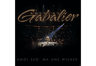 Andreas Gabalier - Amoi Seg' Ma Uns Wieder (2-Track) - (5 Zoll Single CD (2-Track))