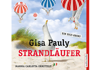 Strandläufer - 6 CD - Krimi/Thriller