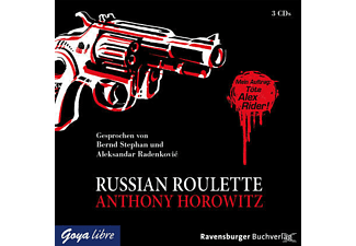 Russian Roulette - 3 CD - Krimi/Thriller