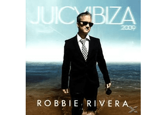 Robbie Rivera - Juicy Ibiza 2009 - (CD)