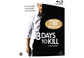 3 Days To Kill | Blu-ray