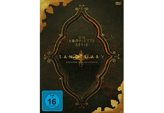 Sanctuary - Staffel 1-4 (Komplett) - (DVD)