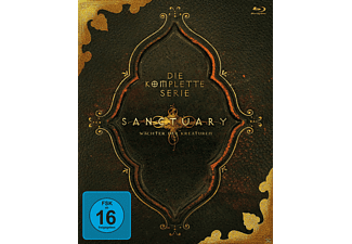 Sanctuary - Staffel 1-4 (Komplett) [Blu-ray]