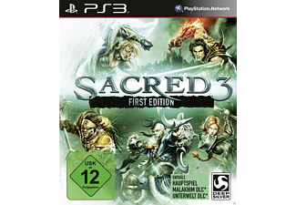 Scared 3 - First Edition - PlayStation 3
