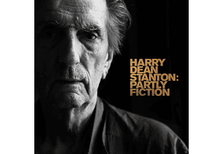 Harry Dean Stanton - Partly Fiction - (CD)