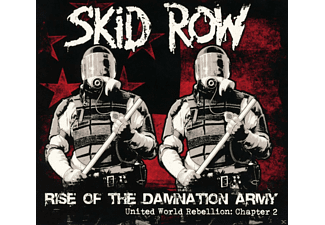Skid Row - Rise Of The Damnation Army-United World Rebellion - (CD)