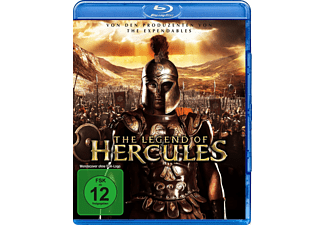 The Legend Of Hercules - (Blu-ray)