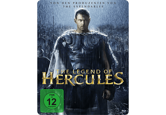 The Legend Of Hercules (Steelbook Edition) - (Blu-ray)