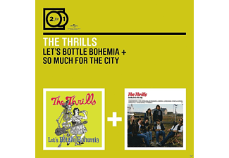 The Thrills - 2 For 1: Let's Bottle Bohemia/So Much For The City [CD]