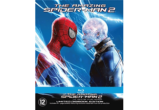 The Amazing Spider-Man 2 (Digibook Edition) | Blu-ray