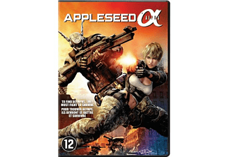 Appleseed: Alpha | DVD