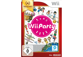 Wii Party (Nintendo Selects) - Nintendo Wii