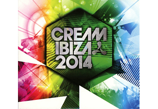 VARIOUS - Cream Ibiza 2014 - (CD)