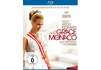 GRACE OF MONACO - (Blu-ray)