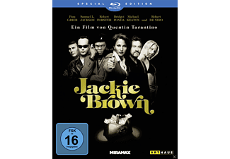 Jackie Brown (Special Edition) - (Blu-ray)