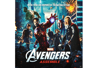 VARIOUS - Marvel: Avengers Assemble [CD]