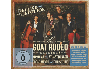 Yo-Yo Ma, Stuart Duncan, Edgar Meyer, Chris Thile - The Goat Rodeo Sessions (Deluxe Edition Cd+Dvd) [CD + DVD Video]