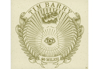 Tim Barry - 40 Miler - (CD)