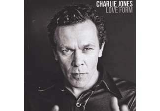 Charlie Jones - Love Form [CD]