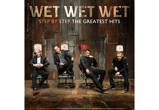 Wet Wet Wet - Step By Step The Greatest Hits - (CD)