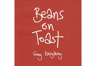 Beans On Toast - Giving Everything - (CD)