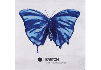 Breton - War Room Stories - (Vinyl)