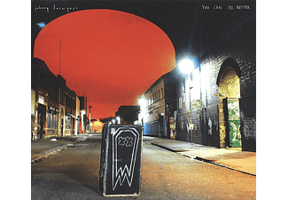 Johnny Foreigner - You Can Do Better - (CD)