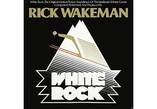 Rick Wakeman - White Rock - (CD)