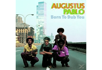 Augustus Pablo - Born To Dub You - (Vinyl)