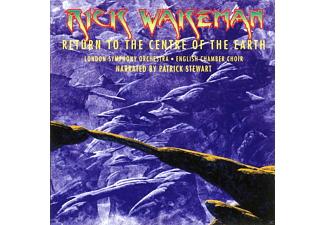 Rick Wakeman, English Chamber Choir, English Chamber Orchestra - Return To The Centre Of The Earth [CD]