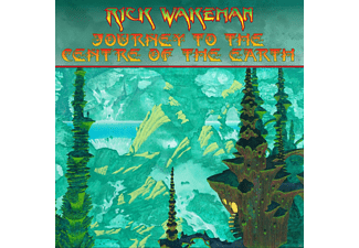 Rick Wakeman - Journey To The Centre Of The Earth - (Vinyl)