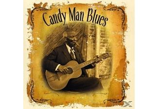 VARIOUS - Candy Man Blues - (CD)