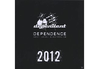 VARIOUS - Dependence Vol.5-2012 - (CD)