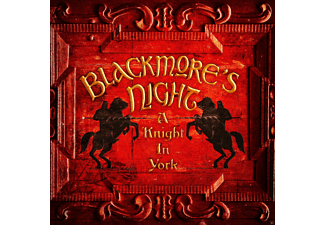 Blackmore's Night - A Knight In York - (LP + Bonus-CD)