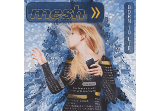 Mesh - Born To Lie - (Maxi Single CD)