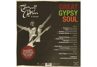 Tommy & Friends Bolin - Great Gypsy Soul - (Vinyl)