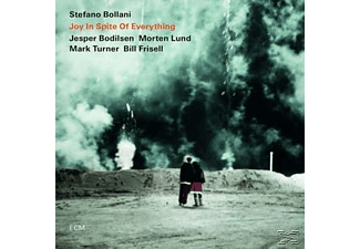 Stefano Bollani, Jesper Bodilsen, Morten Lund, Mark Turner, Bill Frisell - Joy In Spite Of Everything - (CD)