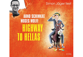 Highway to Hellas - (CD)