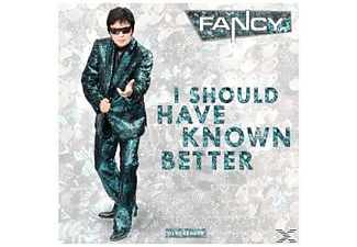 Fancy - I SHOULD HAVE KNOWN BETTER - (Maxi Single CD)