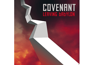 Covenant - Leaving Babylon [CD]
