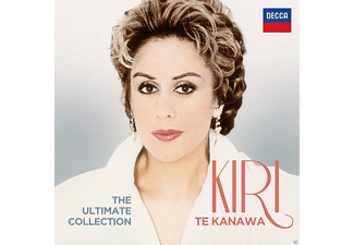 Kiri Te Kanawa, Barry Rose, The Choir Of St. Paul's Cathedral, Symphonieorchester Des Bayerischen Rundfunks - Kiri Te Kanawa - The Ultimate Collection [CD]