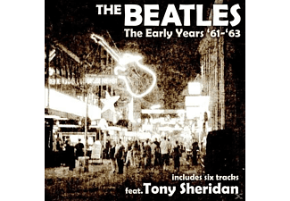 The Beatles - The Early Years - 1961-1963 [CD]