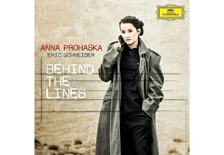 Anna Prohaska, Eric Schneider - Behind The Lines [CD]